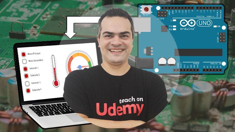 Integração entre o Arduino e o PC com C#